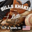 Shop Bill's Khakis for Belts and Accessories