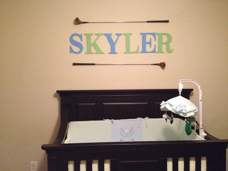 1000 Images About Golf Theme Nursery On Pinterest Golf Baby Golf Art And