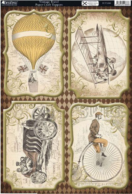 Victorian tag printables