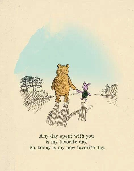Pooh has the best quotes