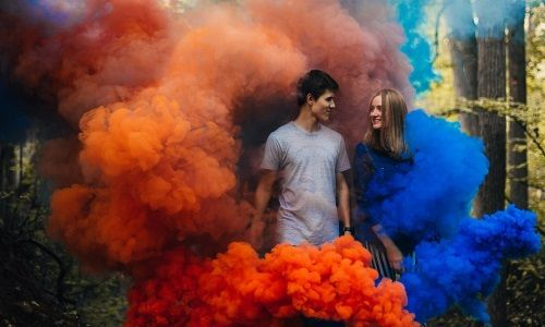 Предлагаем:  купить дымы недорого в Минске, цветной дым купить недорого в Минске, купить дымовой факел в Минске. Фото №3