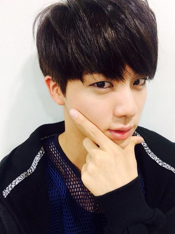 Best Bts Jin Images On Pinterest Angel Board - Bts hairstyle 2014