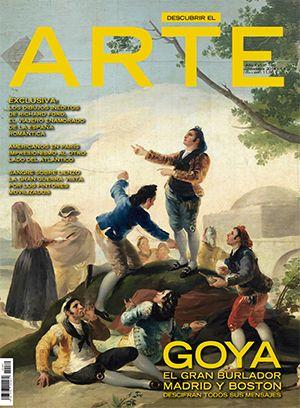 Descubrir el Arte. Número 190.   Descubrir el Arte, la revista líder de arte en español ¡Ya en quioscos y http://quiosco.arte.orbyt.es/!