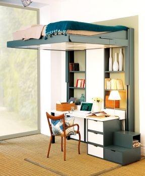 Les 25 meilleures id es de la cat gorie lit escamotable plafond sur pinterest - Lit escamotable electrique plafond ...