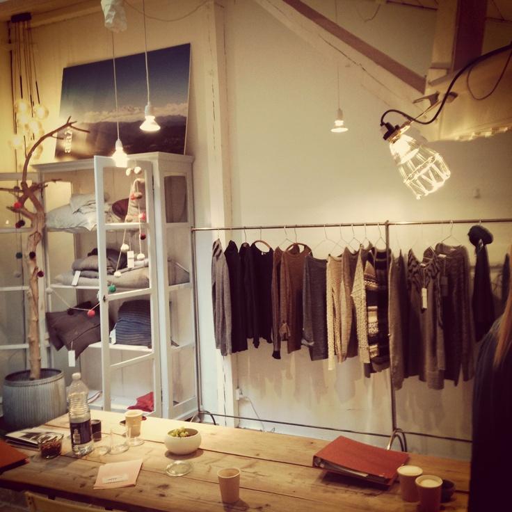 Aiayu Showroom in Copenhagen