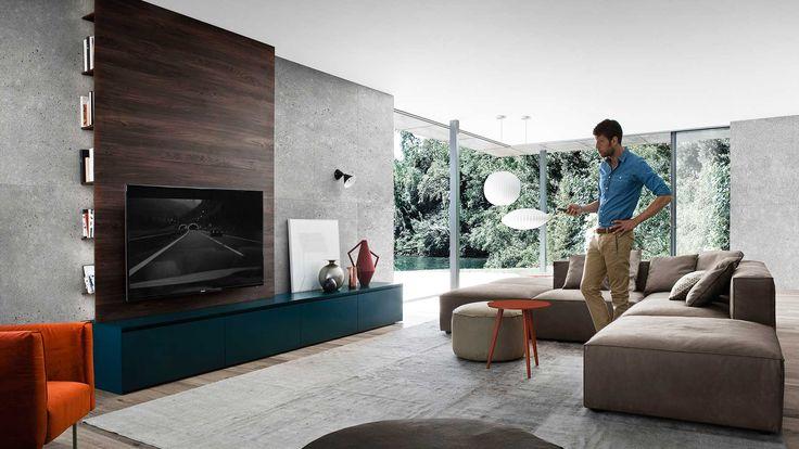 Casamoderna | designový italský nábytek - od podlahy po sedací soupravy