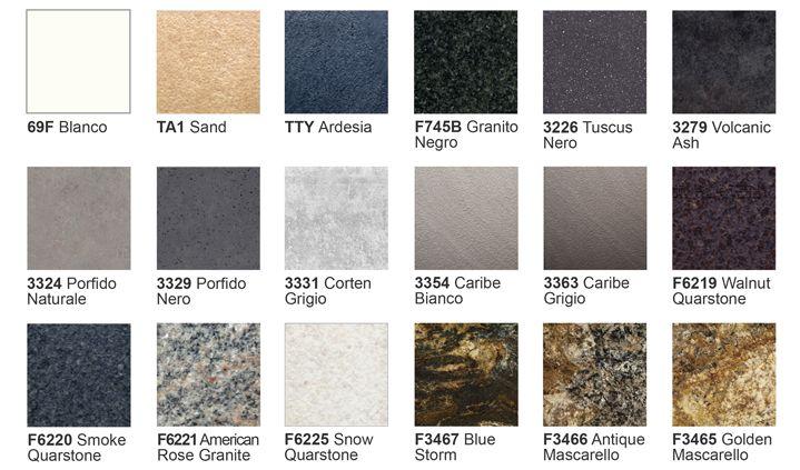 M s de 1000 ideas sobre encimeras de cocina de granito en for Marmol translucido de colores vivos