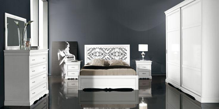 Matilde #bedroom #Italian #interior #design