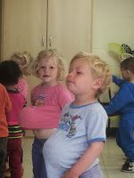 Het onthaalklasje: Thema baby