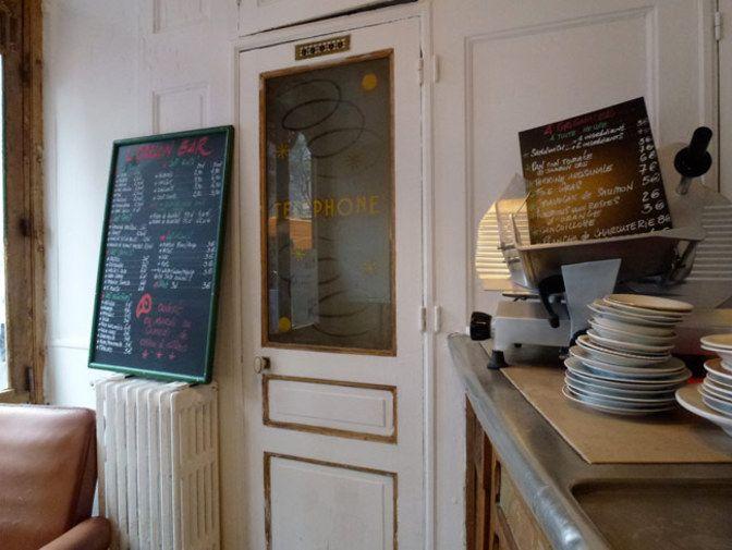 Restaurant L'Orillon Bar à Paris