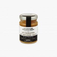Crème caramel beurre salé à la truffe - La Grande Epicerie de Paris #EnfinLaMarque #LaGrandeEpicerie #Food #VuALaGrandeEpicerie #Sucre #Plaisir #Gourmandises