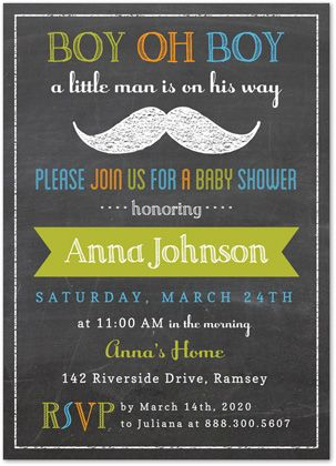 17 best images about boy baby shower invitations on pinterest, Baby shower invitations