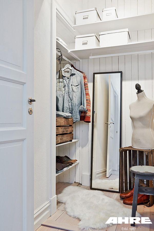 Trend Kleiner begehbarer Kleiderschrank