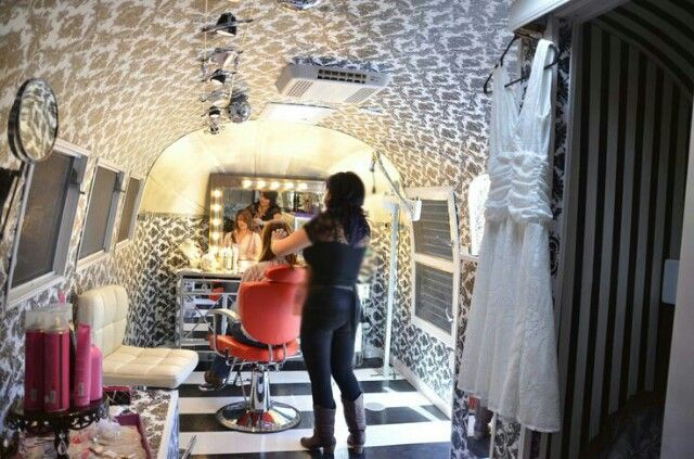 Foyer Salon Near Me : Best ideas about mobile beauty salon on pinterest