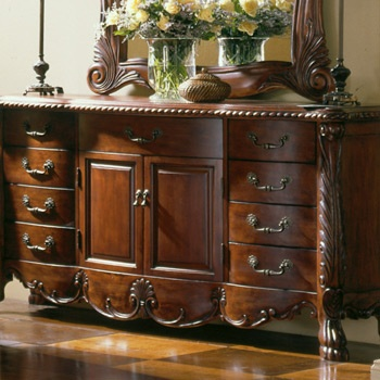 Pheasant run dresser by ashley furniture b452 31 - Ashley furniture pheasant run bedroom set ...