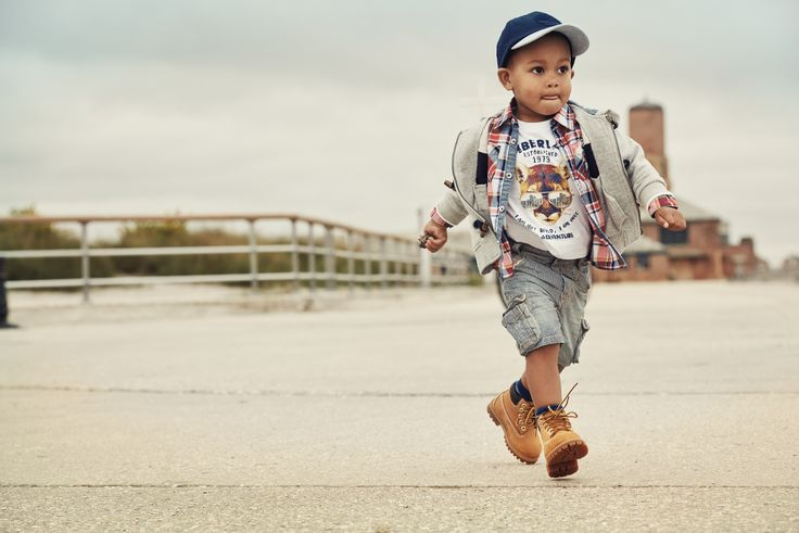 Attitude is everything !! Timberland for Kids Spring - Summer 2015