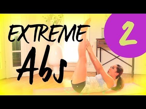 12.01.2015 - Extreme Abs Workout 2