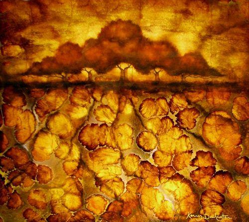Golden Oak - Kerry Darlington