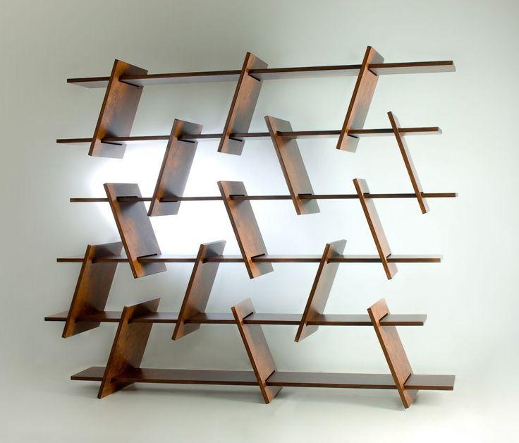 Italic Shelf by   http://www.ronen-kadushin.com  Open Design
