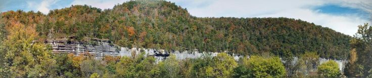 Steel Creek, Buffalo River Arkansas
