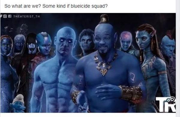 Im Blue Meme