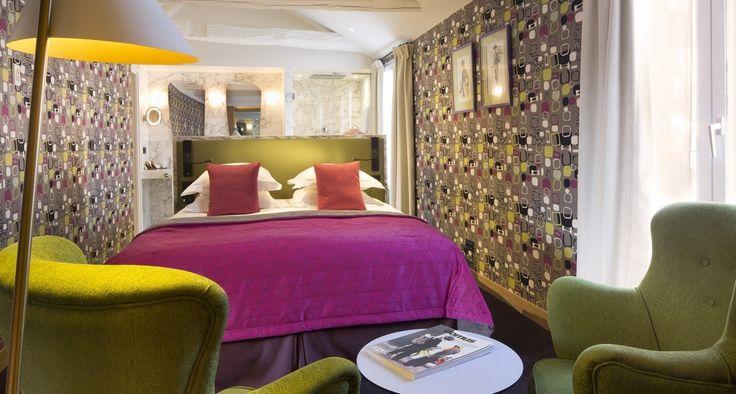 Suite, Rooms, Artus Hôtel, saint germain Paris