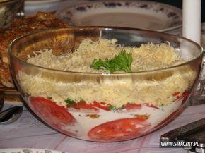 Pomidory pod pierzynką