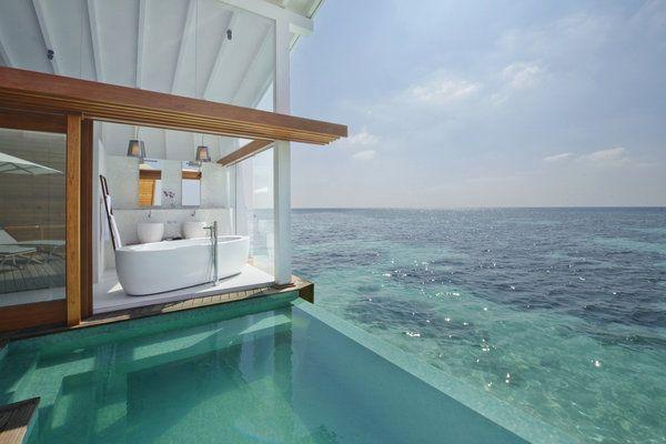 Kandolhu Island, Male, Luxury Beach Resort, Maldives, SLH