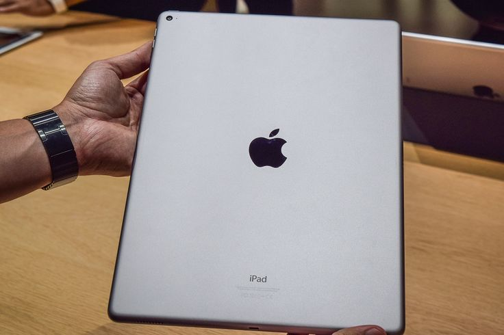 Hands on: Apple iPad Pro