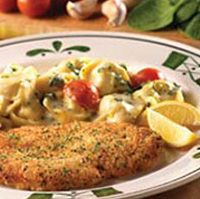 How to Make Olive Garden Chicken Milanese - Copycat Recipe Guide