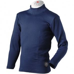 SHIRT NATRUAL MERINOS HI-NECK LONG SLEEVES  [IN 2785]€ 36.70         Kids long sleeves high neck shirt