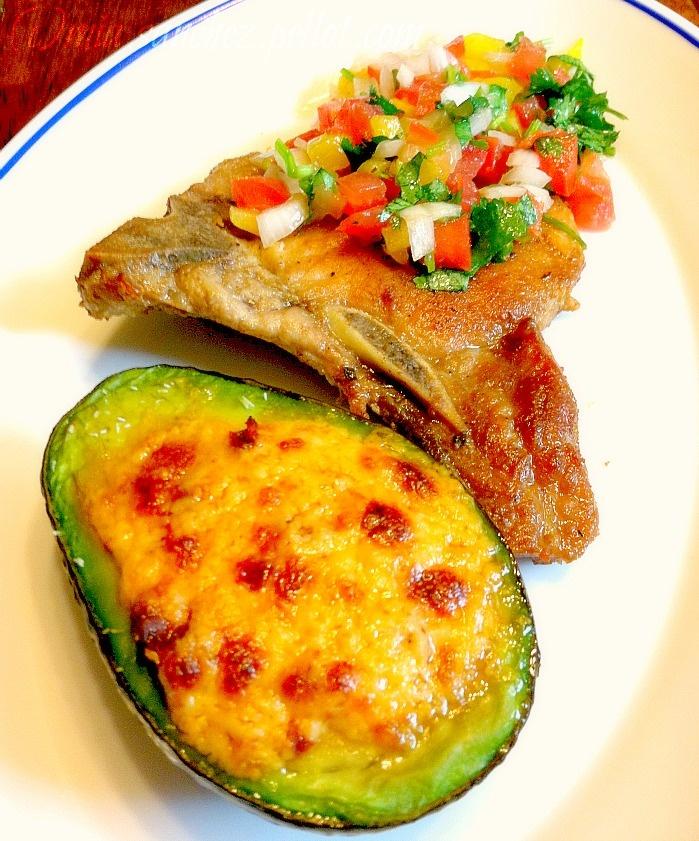 Avocado pork chops recipes