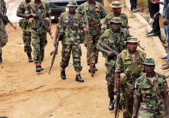 Près de 500 soldats nigérians fuyant Boko Haram ont trouvé refuge au Cameroun