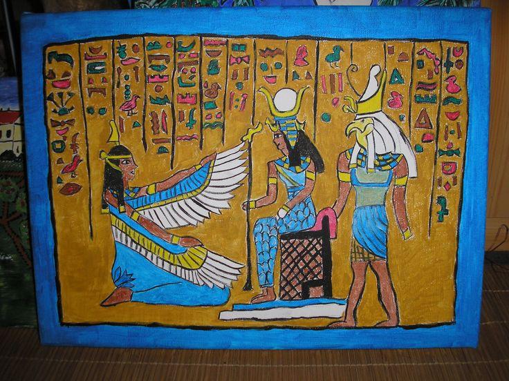 the anciant egypt idea