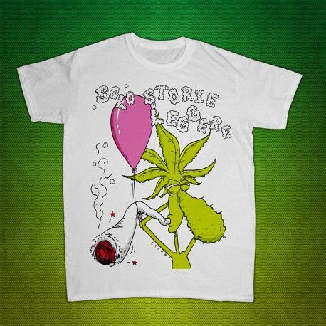 T-shirt Marijano StorieLeggere