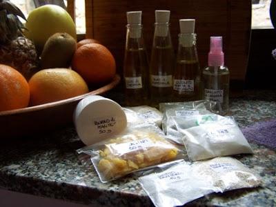 SonoBio non solo cosmesi fai da te: Materie prime in regalo (Giveaway SonoBio.com 2013)