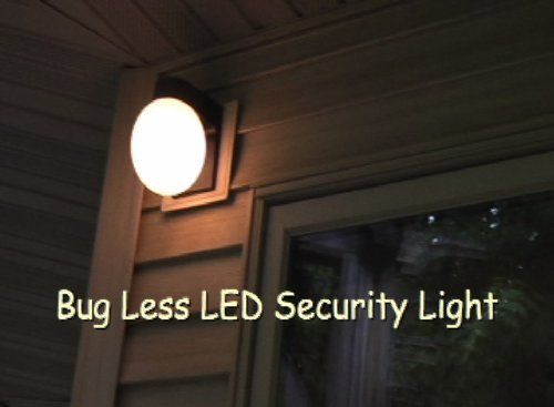 Bugless Led Outdoor Security Light Fixture >>> Check out this great product. (This is an affiliate link and I receive a commission for the sales)