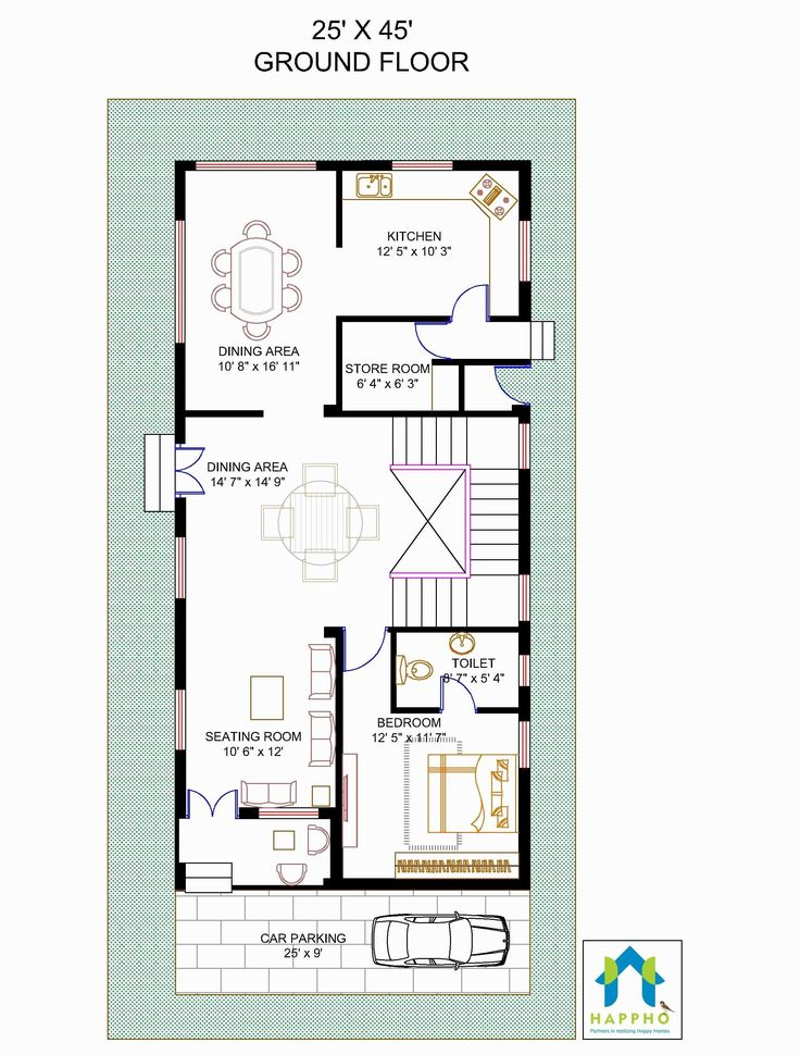 720 Sq Ft House Plans Indian Style Inspirational 3 Bedroom