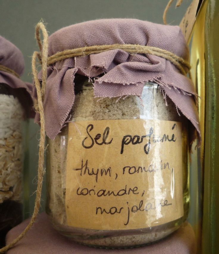sel parfumé                                                                                                                                                                                 Plus