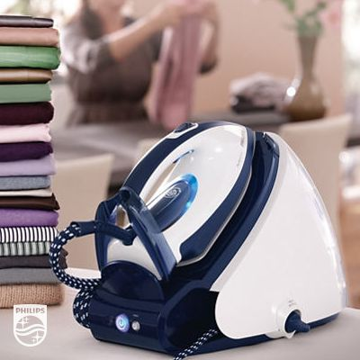 #Philips Perfect care: stirare è facile e veloce!