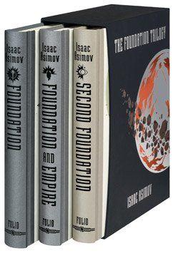 Foundation trilogy - Isaac Asimov