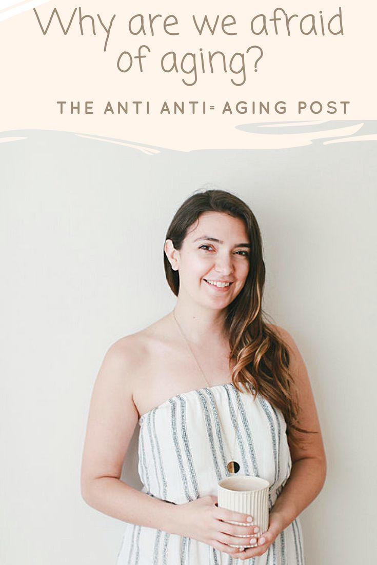 "I'd like to mention that I use the term aging very literally. I don't believe in the shameful labeling of ""anti-aging"" and have been advocating for the removal of that oxymoron of a marketing term for a decade now. So if by any means that word is triggering for you please let me know. Organic Skin Care 