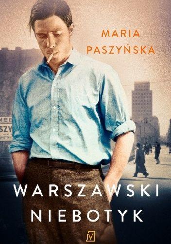 Okładka książki Warszawski Niebotyk