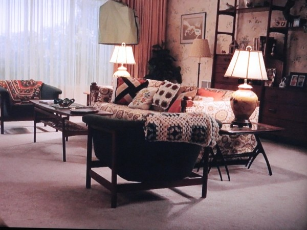 "HBO TV Series ""Enlightened"" and mid-century furniture from the set"