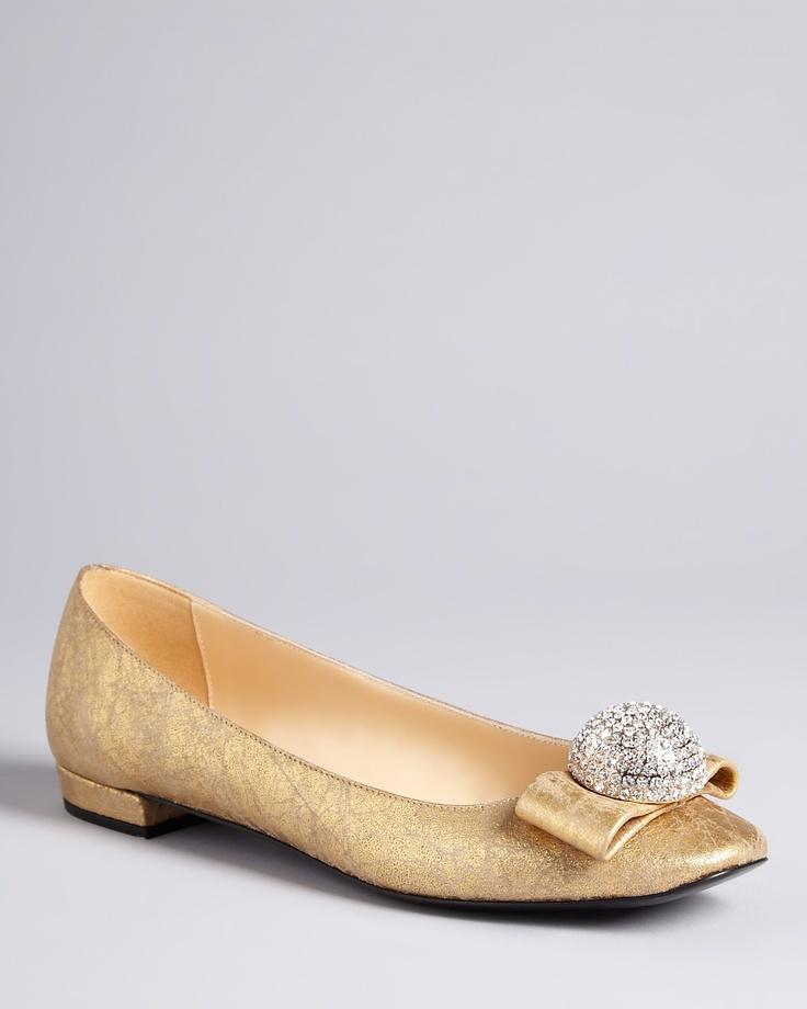kate spade new york Ballet Flats - Nadira | Bloomingdale's