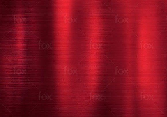 Red Metal Metal Texture Metal Background Stainless Steel Texture