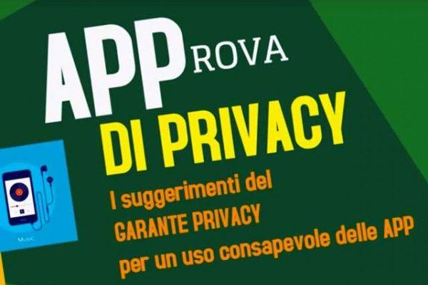 Privacy e app   Ecco come tenere al sicuro i propri dati personali