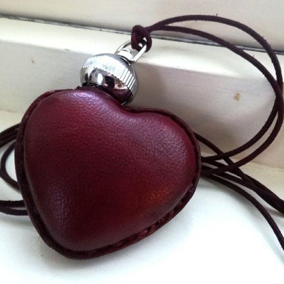 Hjerteflaske.