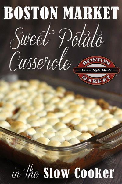 Boston Market Sweet Potato Casserole Crock Pot. Just like the restuarant! But so easy to make in the crock pot! .jpg
