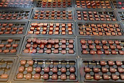 Pierre Marcolini's chocolates